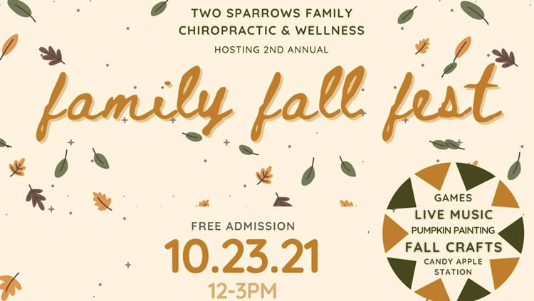 Chiropractic Whitefish MT Family Fall Fest